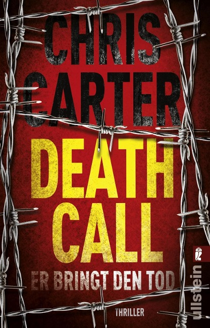 Death Call Chris Carter