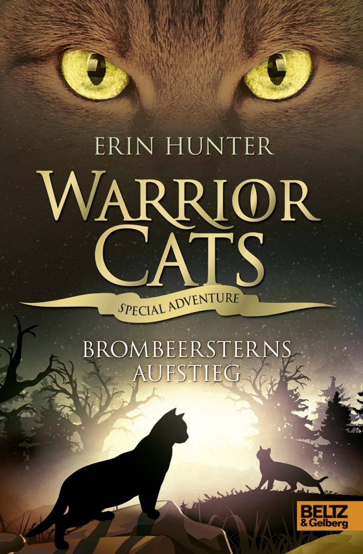 Warriors Cats - Special Adventure - Brombeersterns Aufstieg - Erin Hunter -min