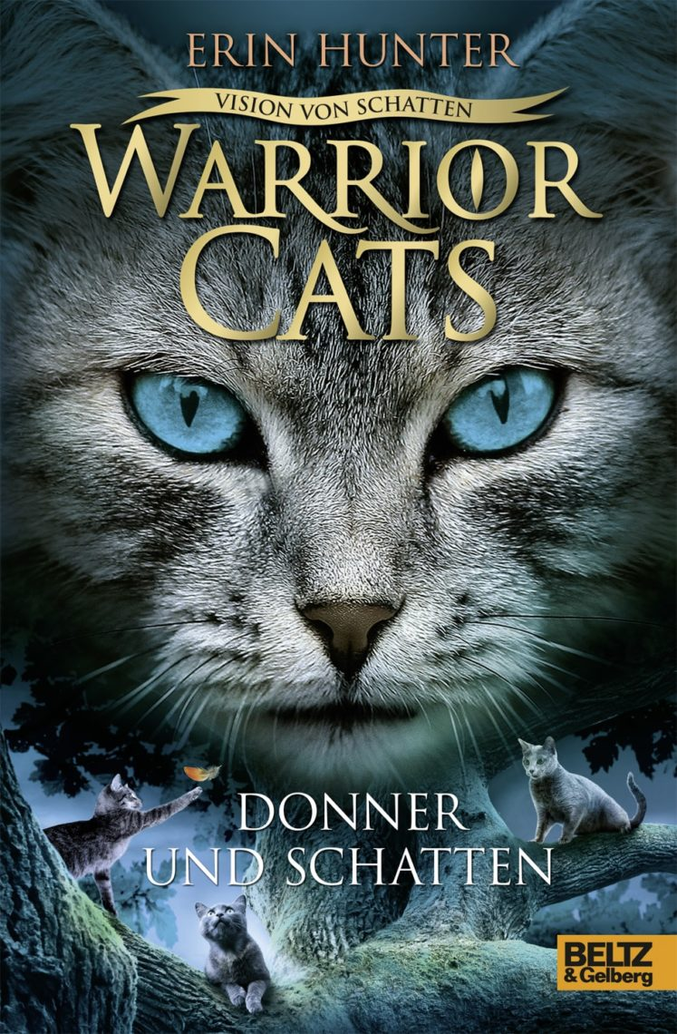 Warriors Cats - Vision von Schatten. Donner und Schatten - Erin Hunter