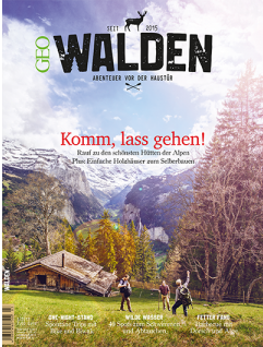 Outdoor Magazin Walden