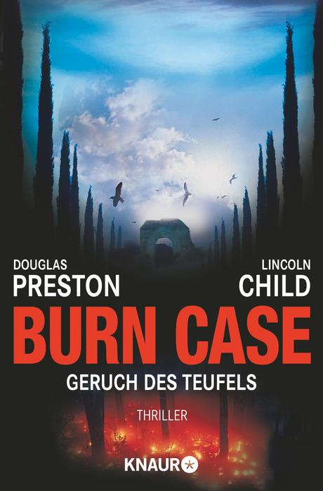 Burn Case - Douglas Preston, Lincoln Child