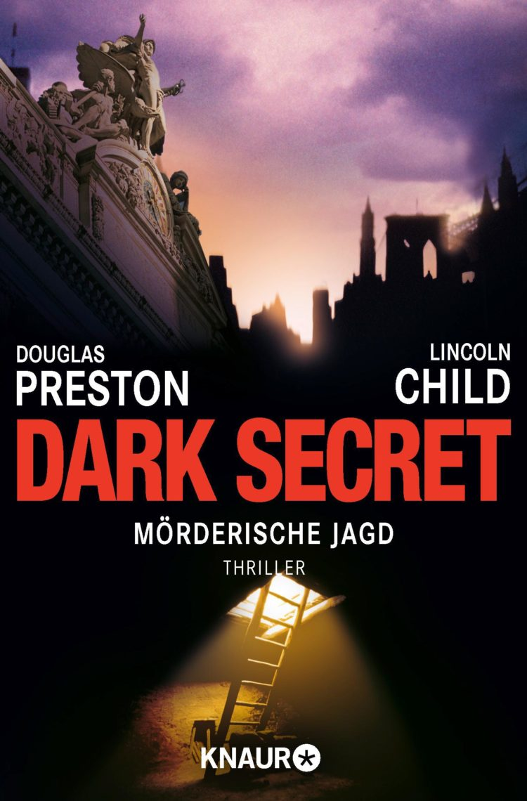 Dark Secret - Douglas Preston, Lincoln Child