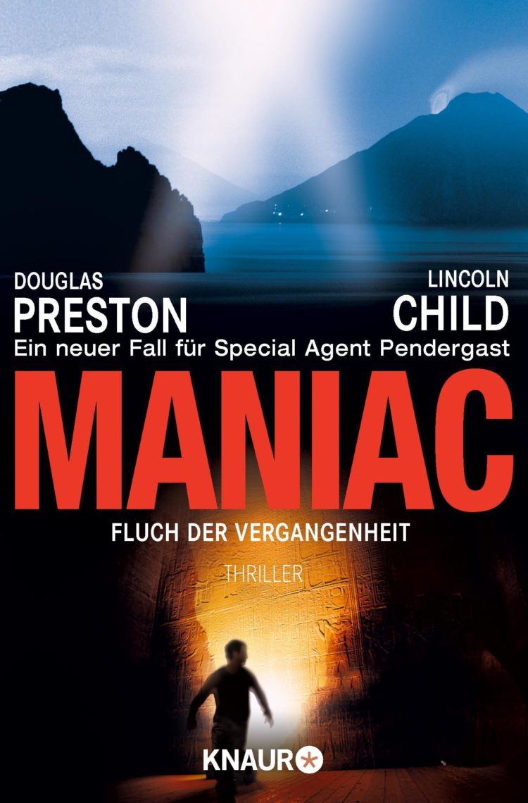 Maniac - Douglas Preston, Lincoln Child
