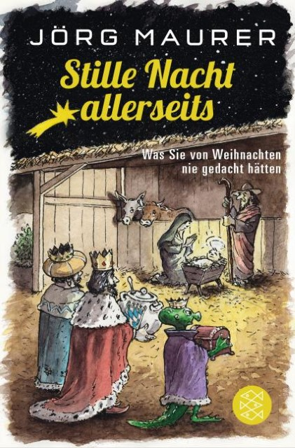 Stille Nacht allerseits - Jörg Maurer