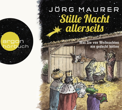 Hörbuch Stille Nacht allerseits