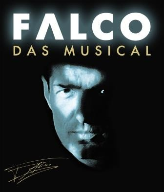 Poster Falco Musical