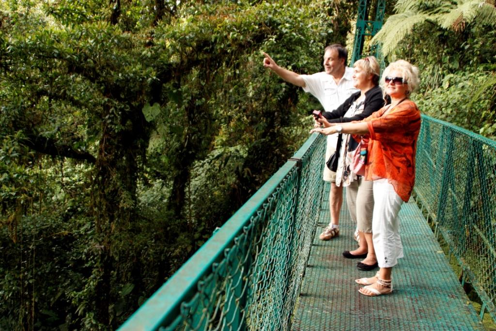 Selvatura Hang Bridges