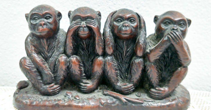 Titelbild The Fourth Monkey - Geboren um zu töten - J.D. Barker