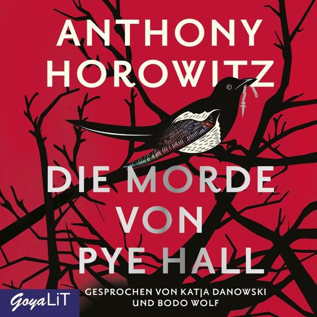 Die Morde von Pye Hall - Anthony Horrowitz Hörbuch