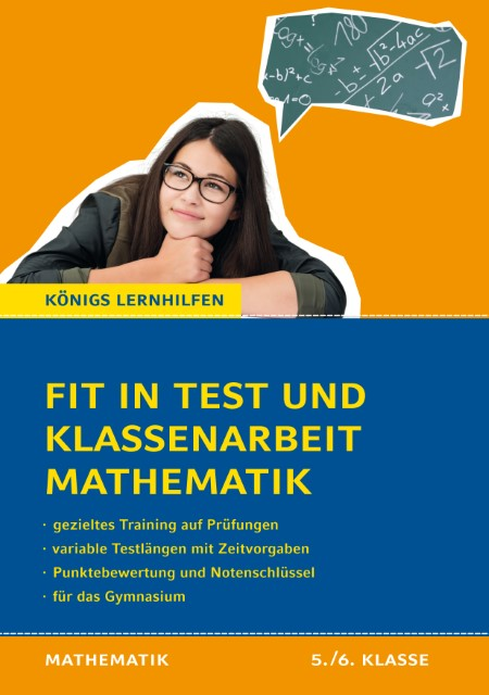 Fit in Test und Klassenarbeit – Mathematik