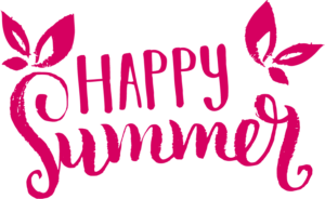 Logo Happy Summer
