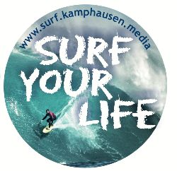 Sticker Surf your Life