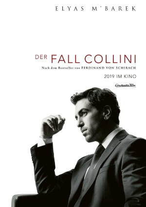 Filmplakat Der Fall Collini