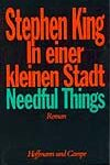 Stephen King, In einer kleinen Stadt - Needful Things