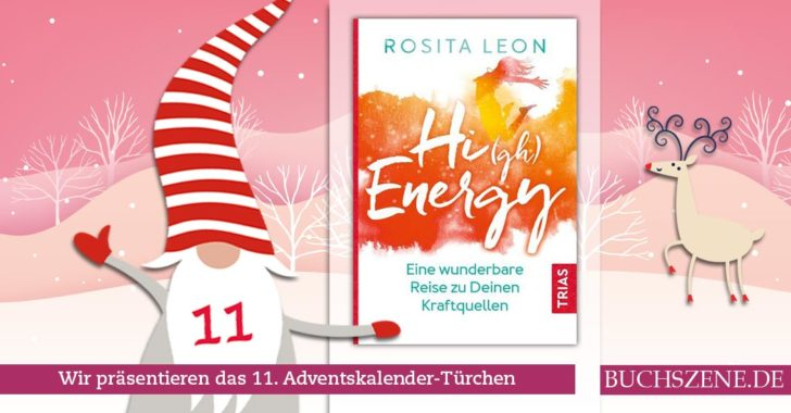 Titelbild High Energy Adventskalender