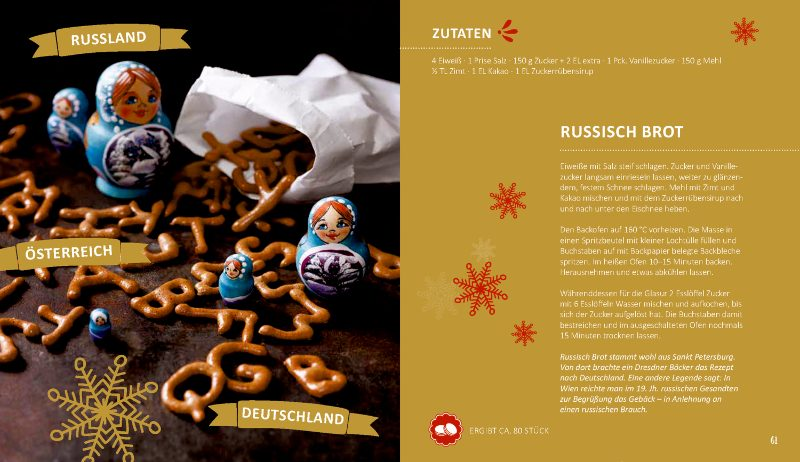 Russisches Brot – Joy to the World
