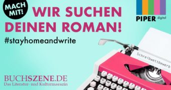 Stay home and write!