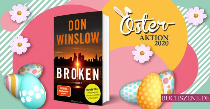Broken von Don Winslow