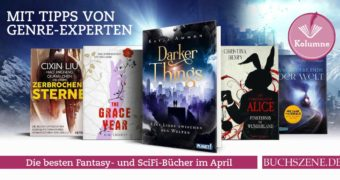 Titelbild Graff Kolumne Scifi und fantasy April 2020