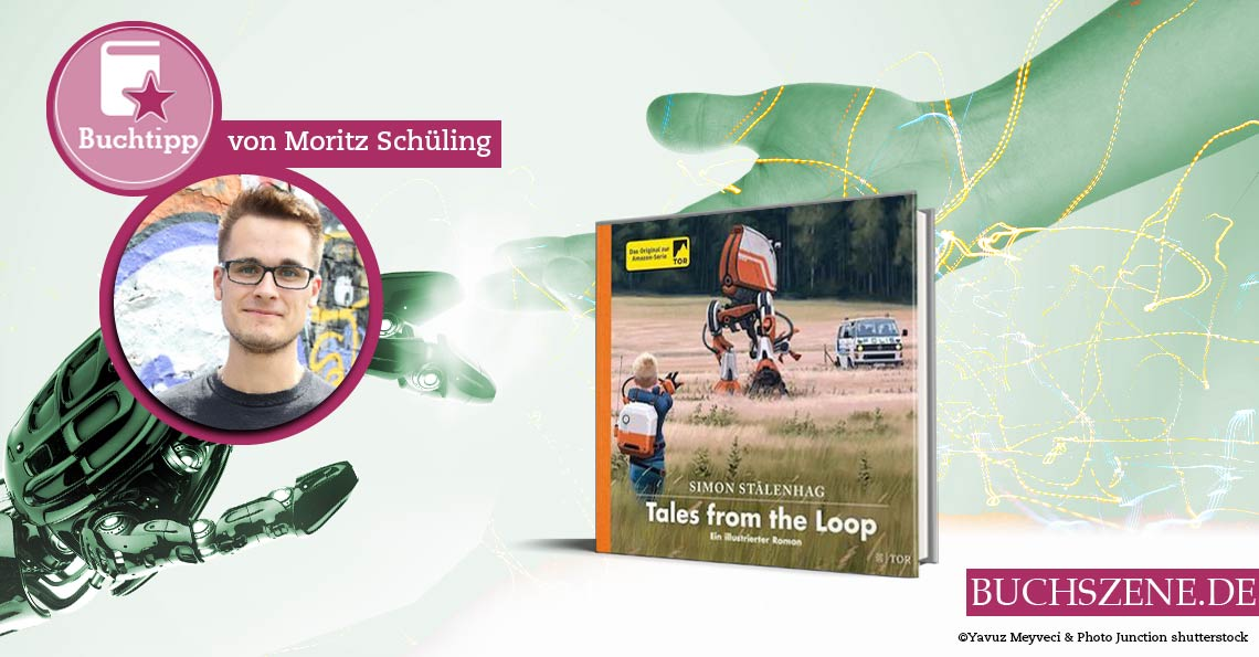Moritz Schüling Tales from the Loop