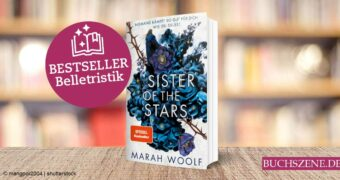 Titelbild Sister of the Stars Bestseller