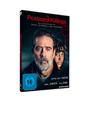 The Postcard Killings DVD