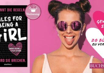 Titelbild RULES OF BEING A GIRL